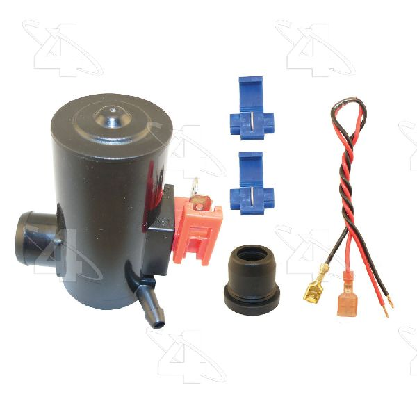 ACI Window Regulator Windshield Washer Pump  Rear
