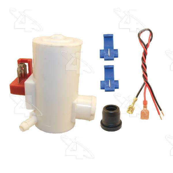 ACI Window Regulator Windshield Washer Pump  Front