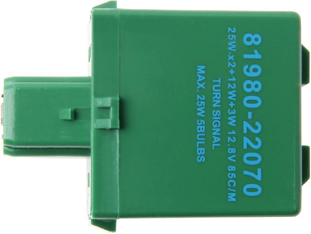 Aftermarket Turn Signal Relay