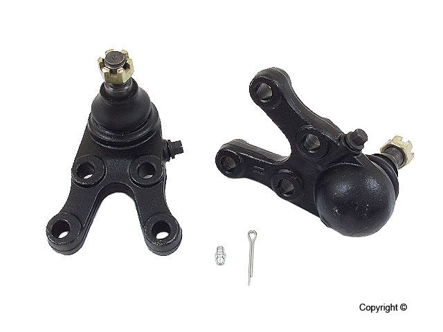 Aftermarket Suspension Ball Joint  Front Right Lower