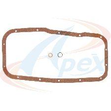 Engine Oil Pan Gasket Set Upper Mahle OS32249