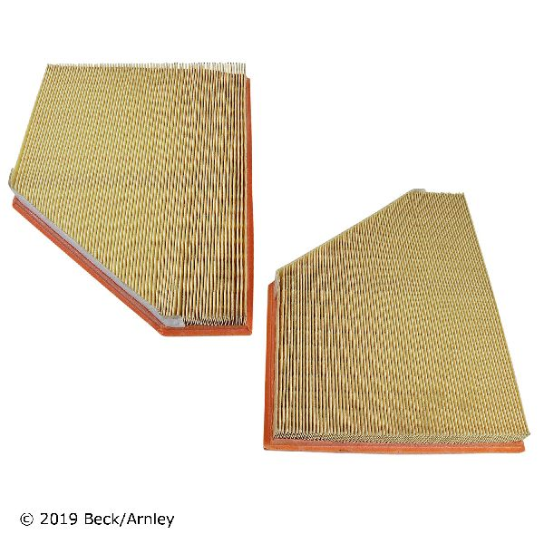 Beck Arnley Air Filter Set