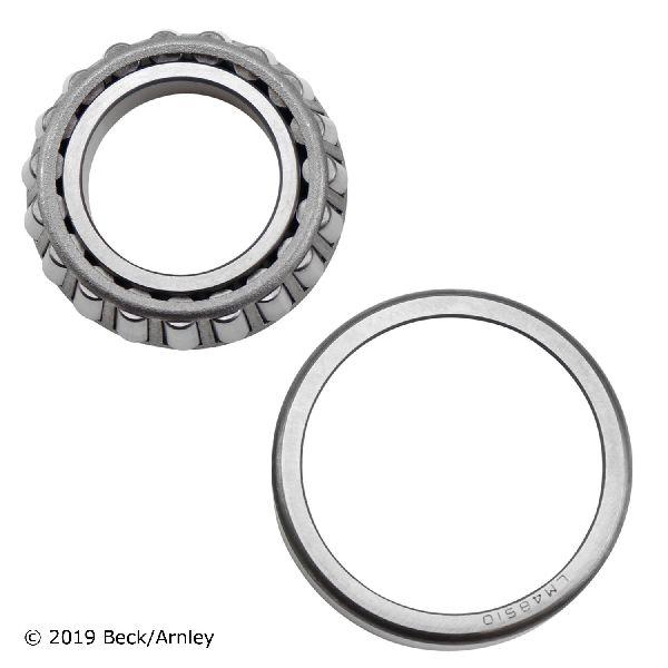 Beck Arnley Wheel Bearing  Front Inner