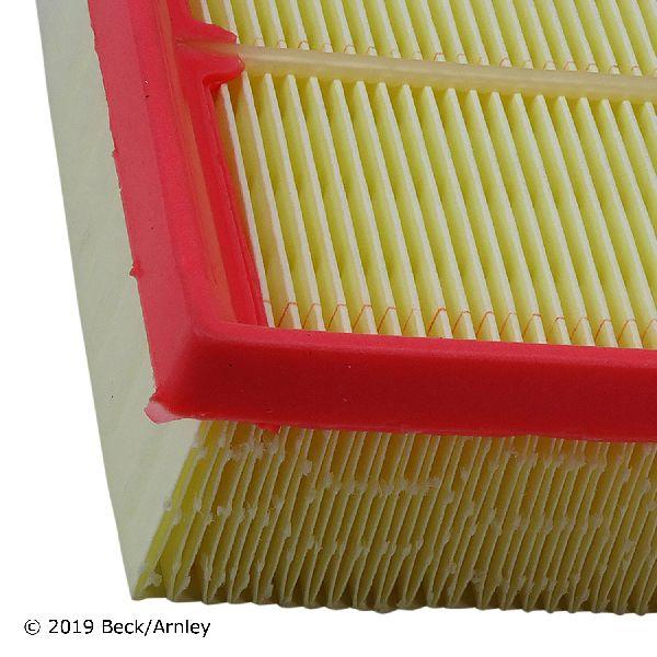 Beck Arnley Air Filter Set