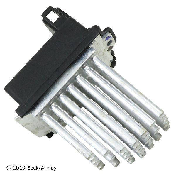 Beck Arnley HVAC Resistor