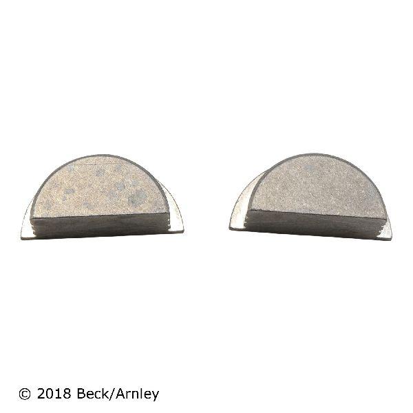 Beck Arnley Engine Semi-Circular Plug  Valve Cover