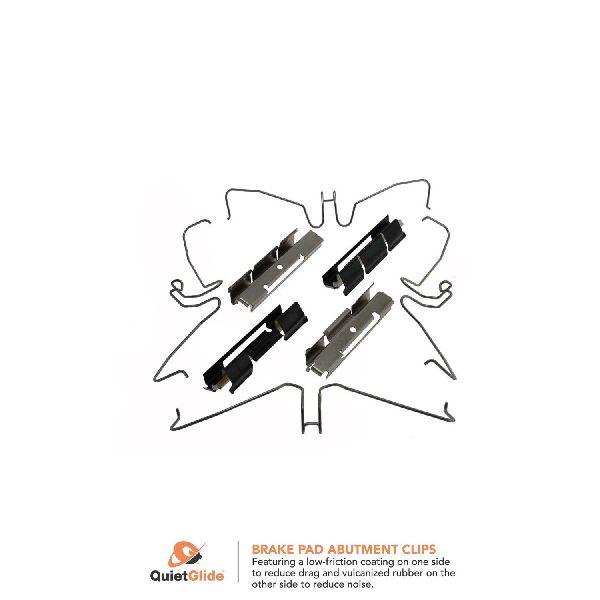 Carlson Disc Brake Pad Installation Kit  Front