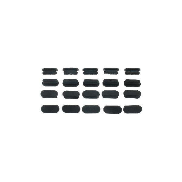 Carlson Backing Plate Dust Hole Cover  Rear