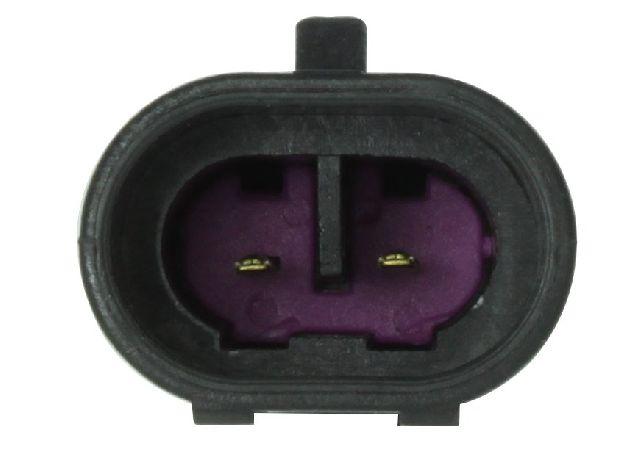 Centric Disc Brake Pad Wear Sensor  Front Left