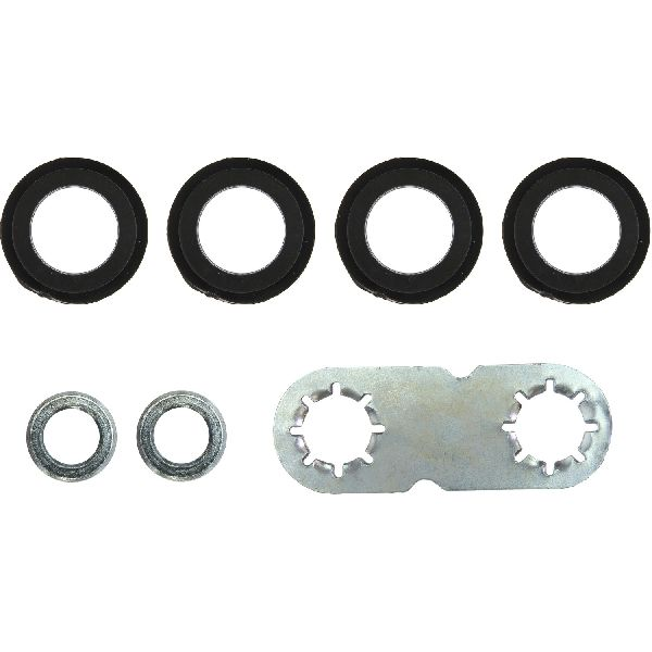 Centric Steering Tie Rod Bushing  Front Inner