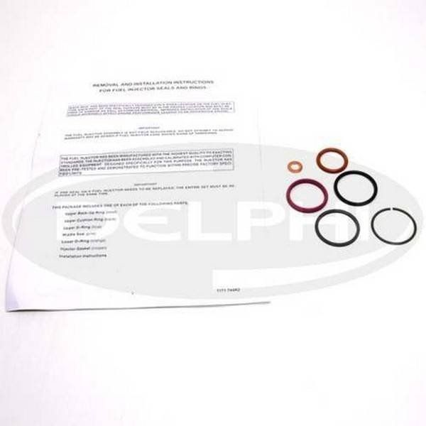 Delphi Fuel Injection Nozzle O-Ring Kit