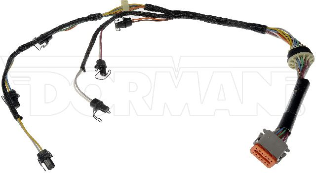 Dorman Fuel Injection Harness