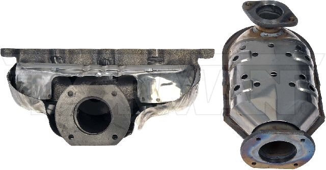 Dorman Catalytic Converter with Integrated Exhaust Manifold