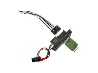 Dorman HVAC Blower Motor Resistor Kit  Front