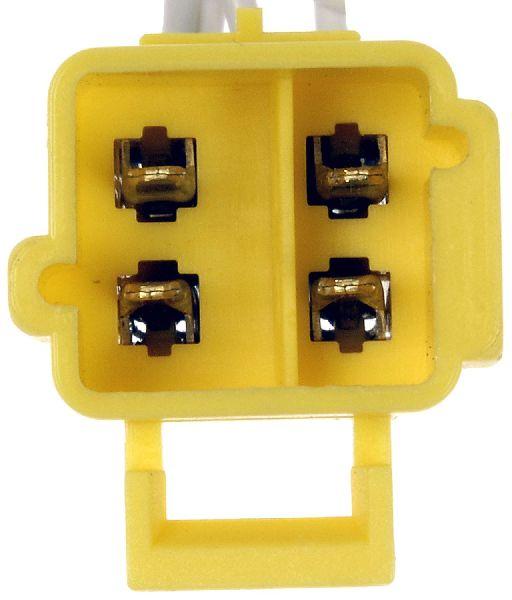 Dorman Instrument Panel Connector