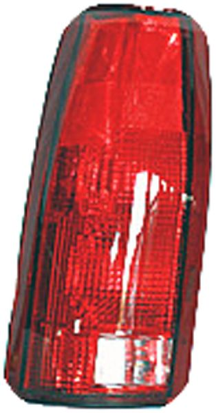 Dorman Tail Light Lens  Left