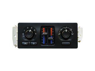 Dorman HVAC Control Module  Front