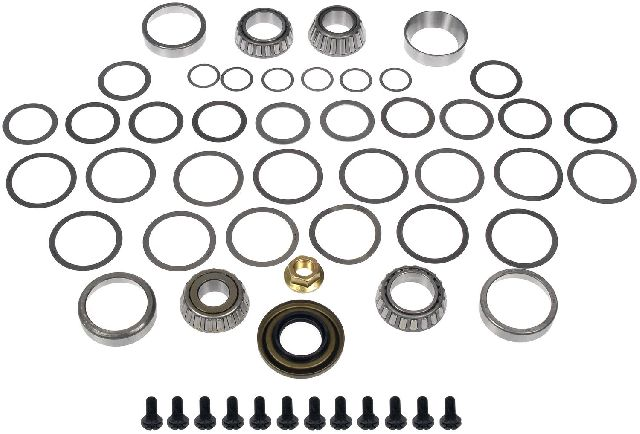 Dorman Differential Bearing Kit  Front