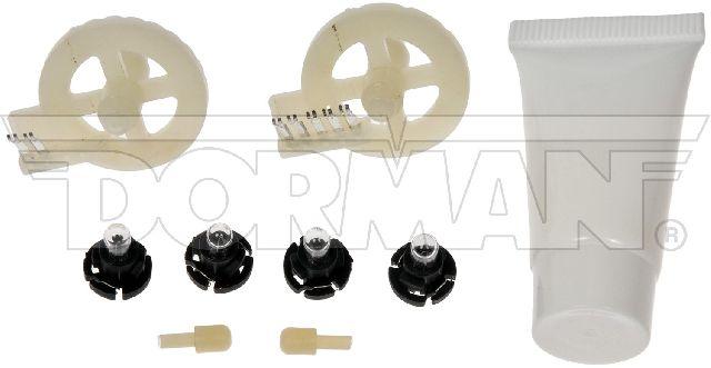 Dorman HVAC Control Module Repair Kit