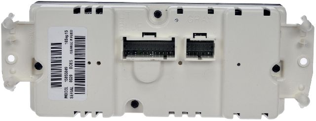 Dorman HVAC Control Module  Rear