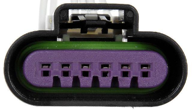 Dorman Electronic Spark Control Module Connector