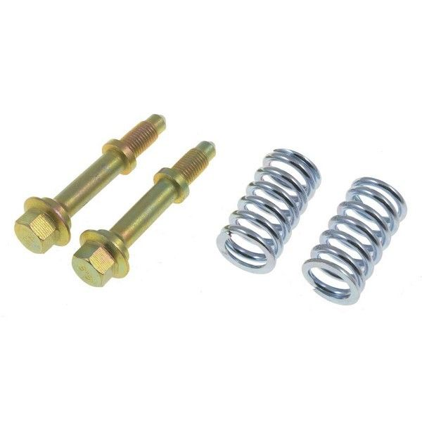 Dorman Exhaust Manifold Bolt and Spring  Front