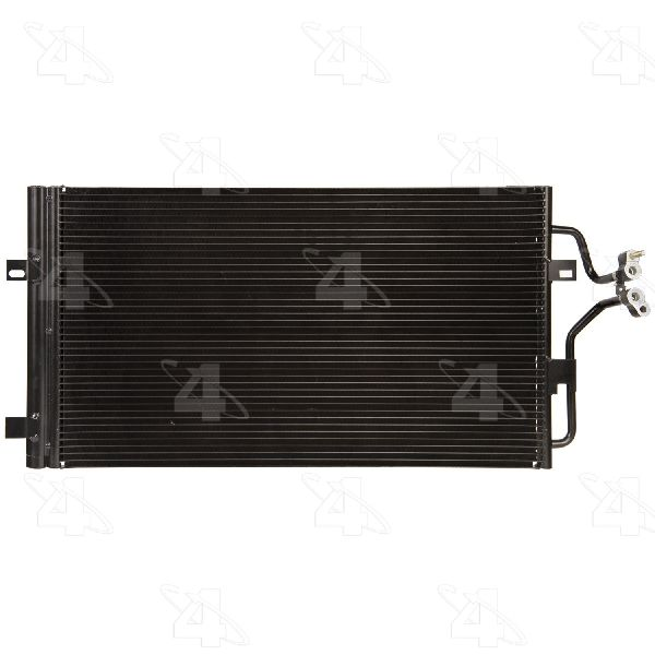 Four Seasons A/C Condenser and Receiver Drier Assembly