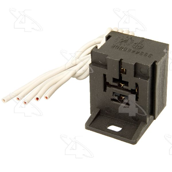 Four Seasons A/C Compressor Clutch Hold-In Relay Harness Connector