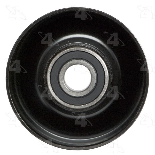 Four Seasons Accessory Drive Belt Idler Pulley  Serpentine