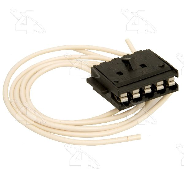 Four Seasons A/C Compressor Time Delay Relay Harness Connector