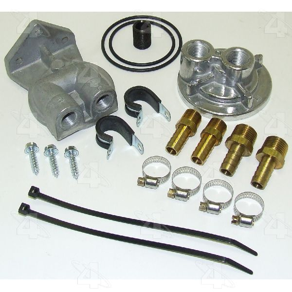 Hayden Engine Oil Filter Remote Mounting Kit