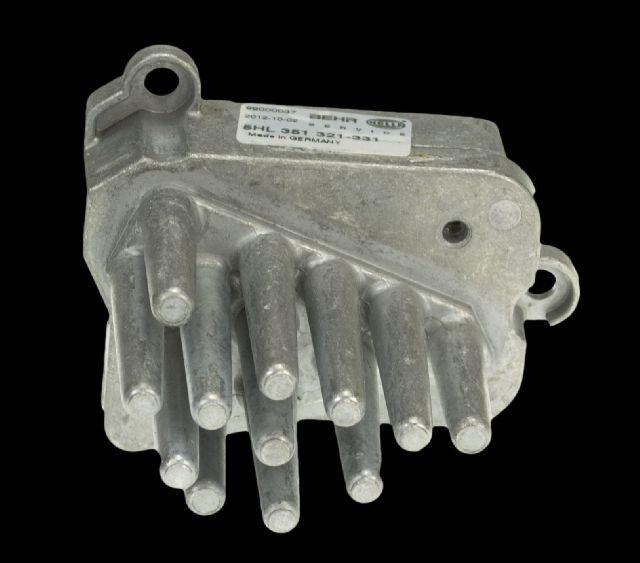 Hella HVAC Blower Motor Regulator