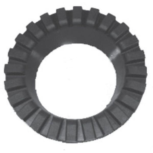 KYB Coil Spring Insulator  Rear Upper