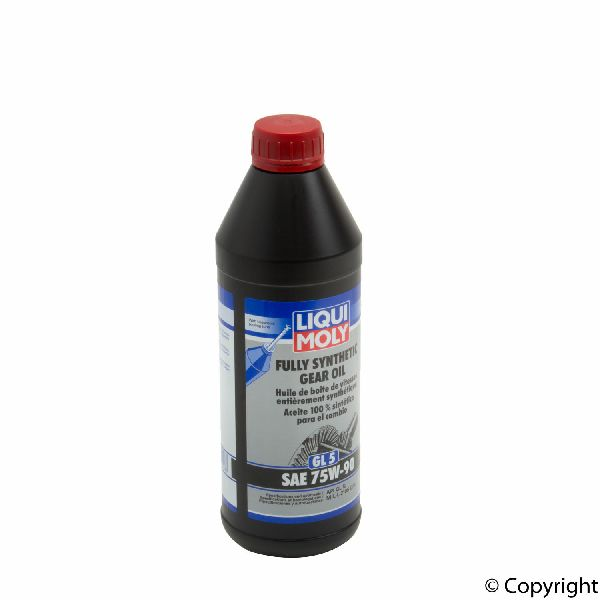 Liqui Moly Differential Oil