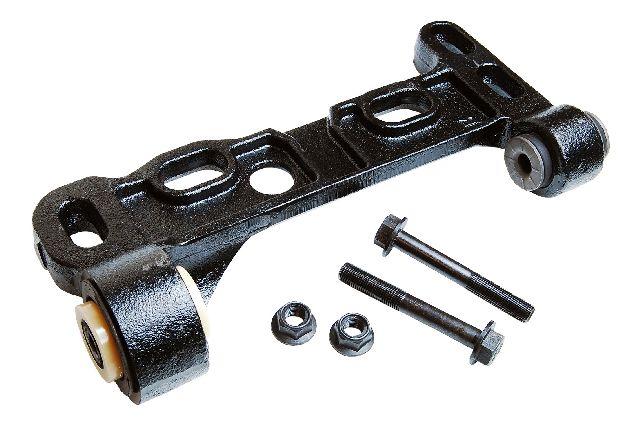 Mevotech Suspension Control Arm Bracket  Front Left