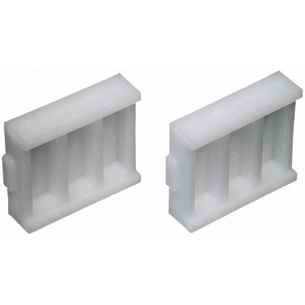Moog Transverse Spring Isolator Pad  Rear