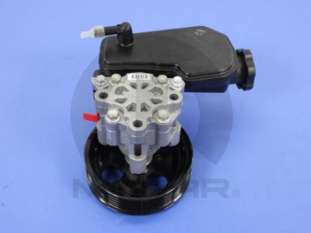 Mopar Power Steering Pump Complete Kit