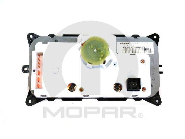 Mopar HVAC Control Switch