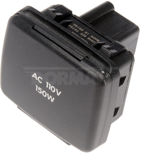 Motormite 110 Volt Accessory Power Outlet