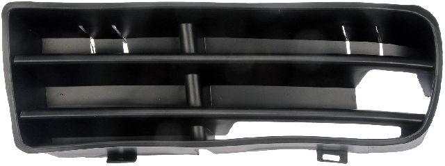 Motormite Bumper Grille Insert  Front Left