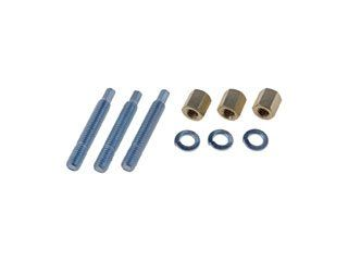 Motormite Exhaust Flange Stud and Nut  Front