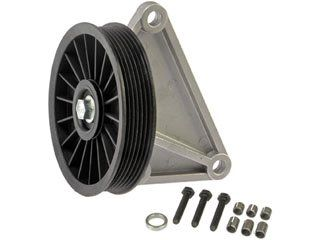 Motormite A/C Compressor Bypass Pulley