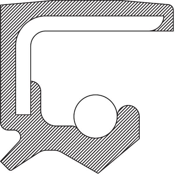 National Bearing Ignition Distributor Seal