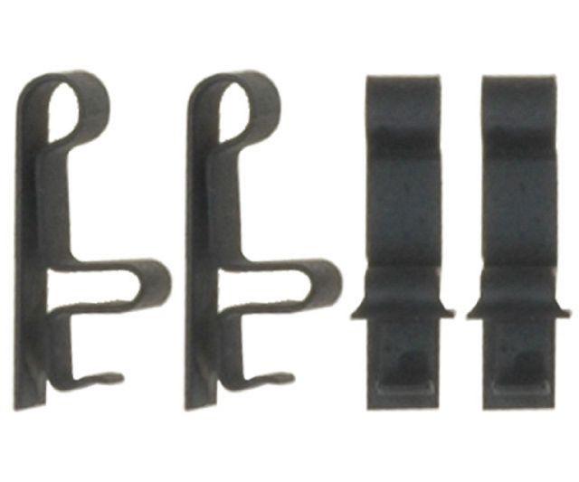 Raybestos Disc Brake Anti-Rattle Clip  Rear