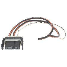 1982-1983 lincoln mark vi alternator connector - (standard ignition hp3800)