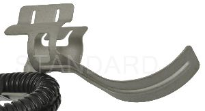 2000-2008 pontiac grand prix abs wheel speed sensor wiring harness - rear  left (standard ignition alh73)