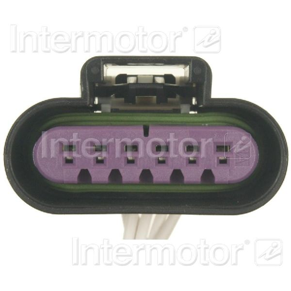 Standard Ignition Parking Brake Control Module Connector