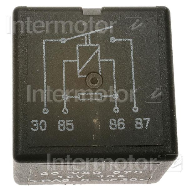 Standard Ignition Air Bag Relay