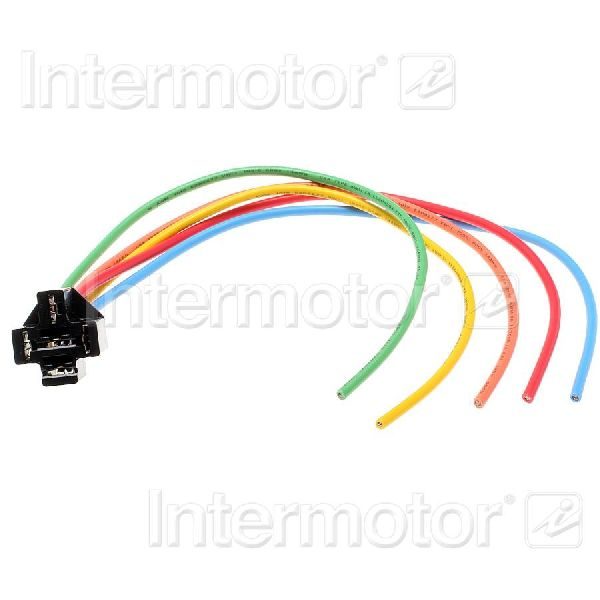 Standard Ignition HVAC Temperature Delay Relay Harness Connector