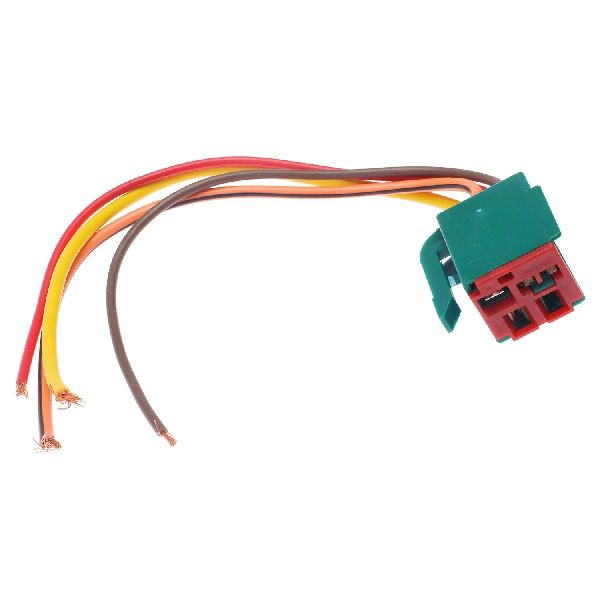 Standard Ignition A/C Compressor Clutch Hold-In Relay Harness Connector